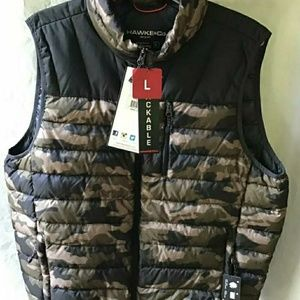 Other - Men's Hawke & Co. New Camo Vest